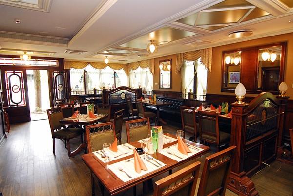 Krúdy Restaurant