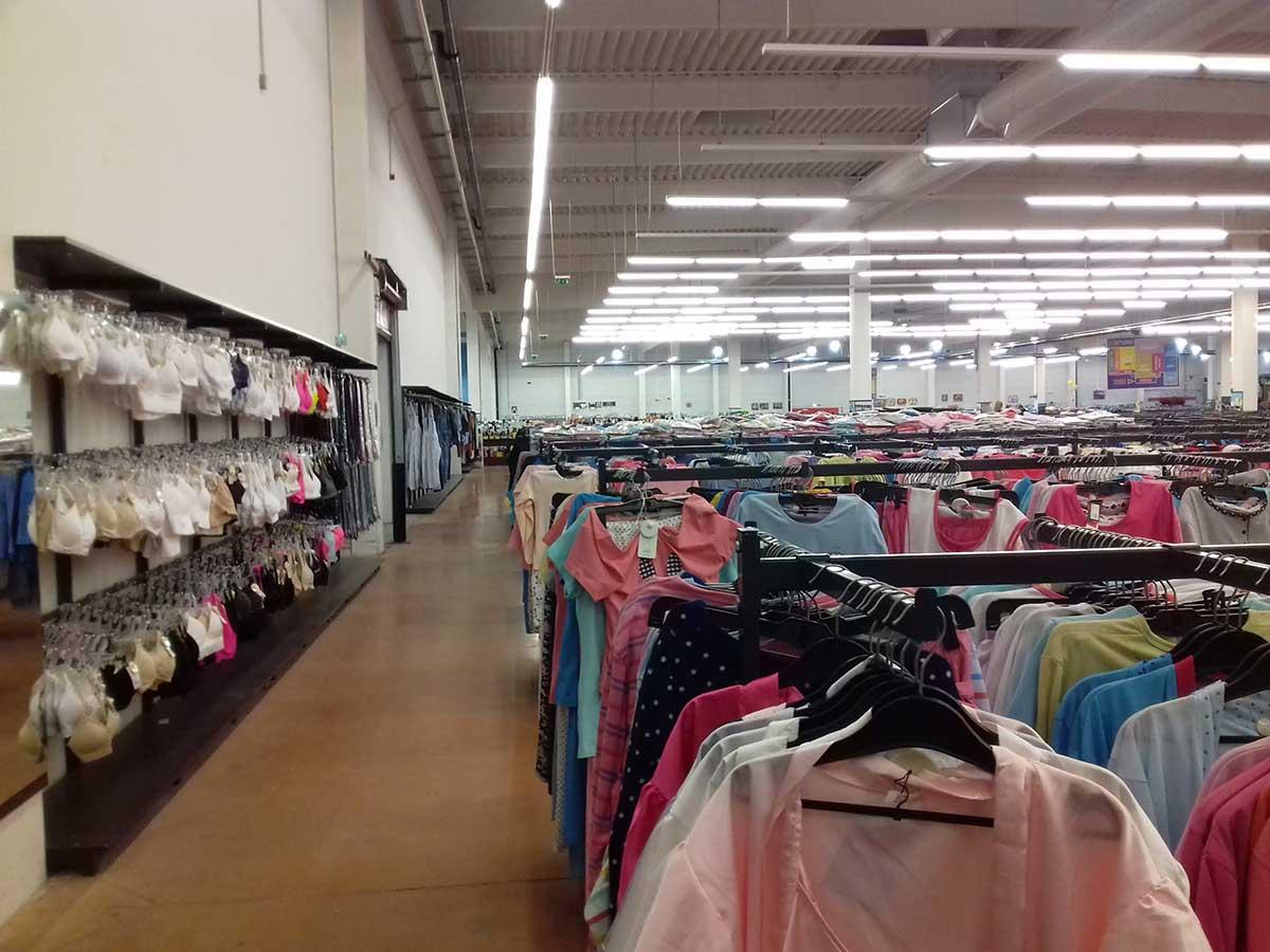 XXL Shopping Center
