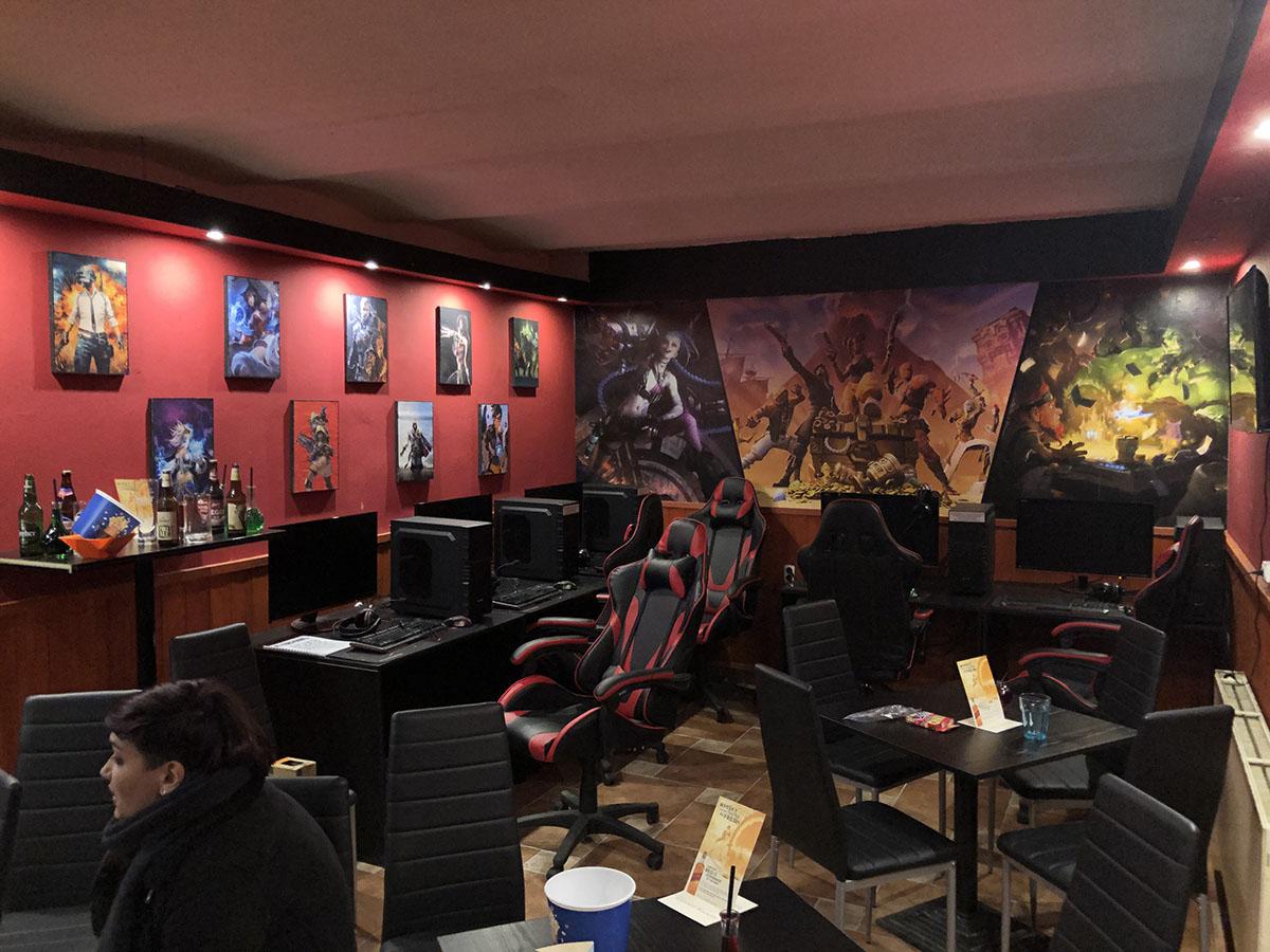Arena E-Sport Bar 2