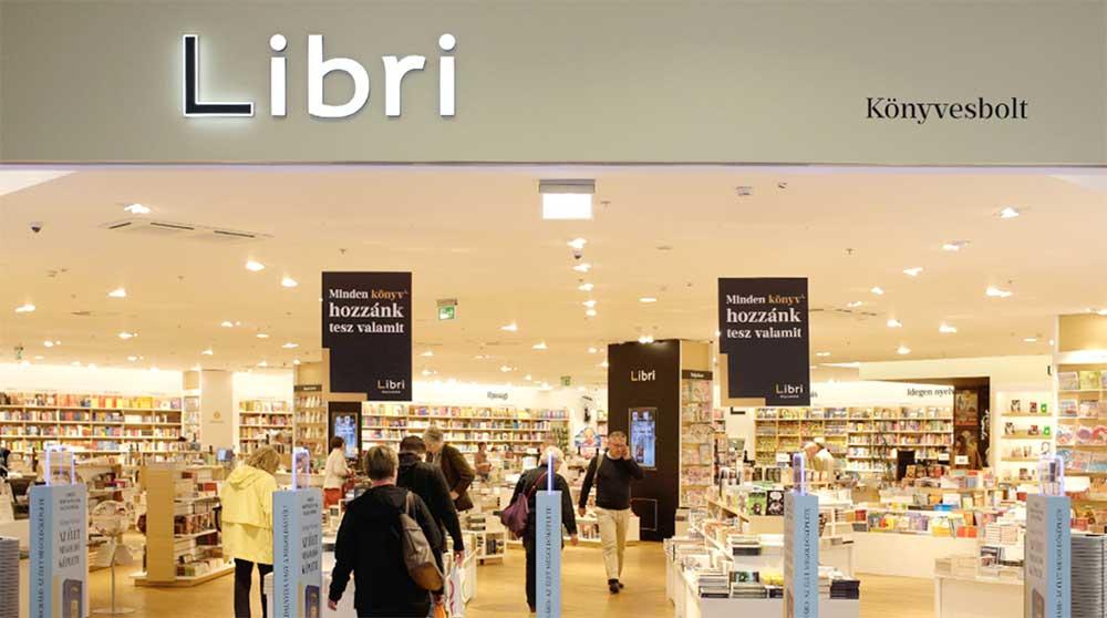Libri Szeged Plaza Könyvesbolt