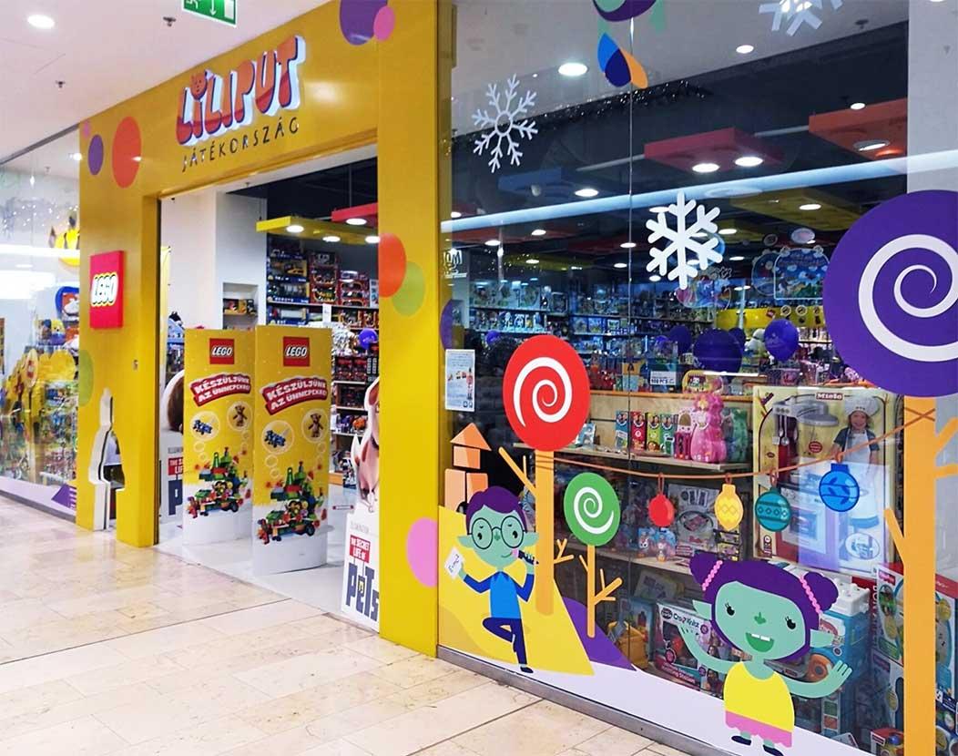 Liliput Game World ÁRKÁD Szeged