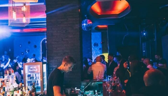 Mickeyz Bar Club