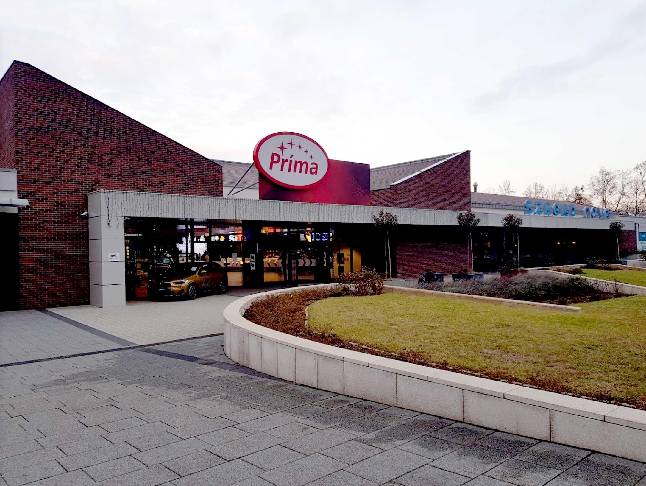 Nova Bevásárló központ