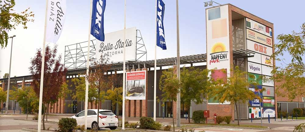 Sunshine Park Shopping Center