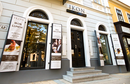 IKON Restaurant Debrecen