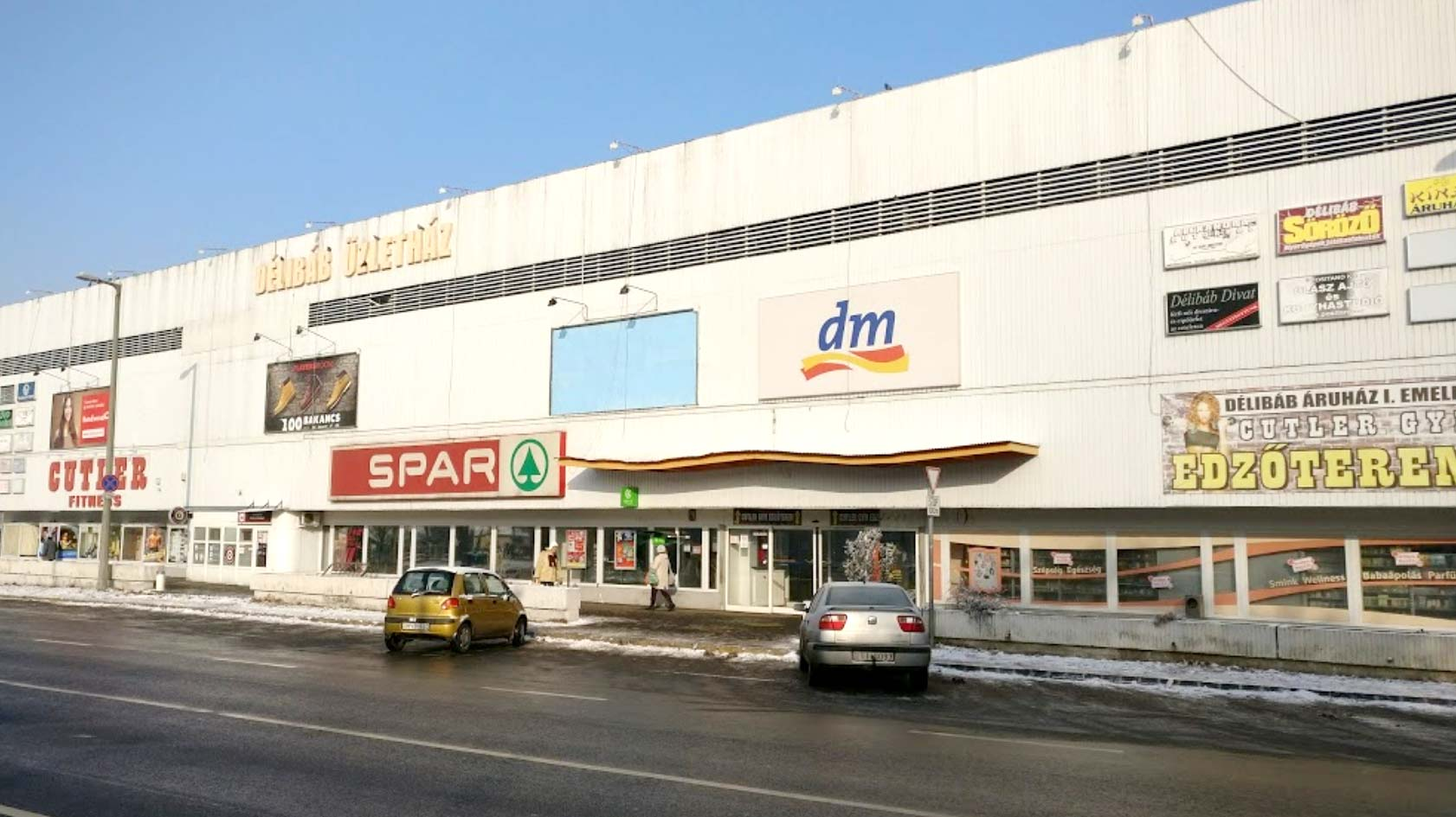 Délibáb shopping center