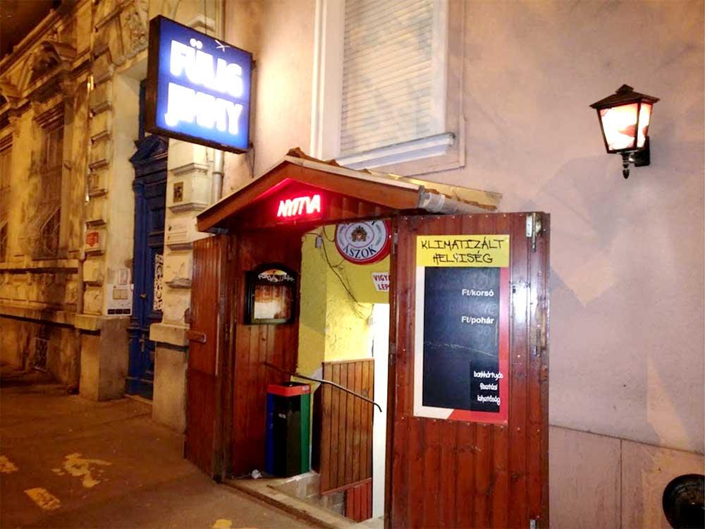 Fülig Jimmy Pub