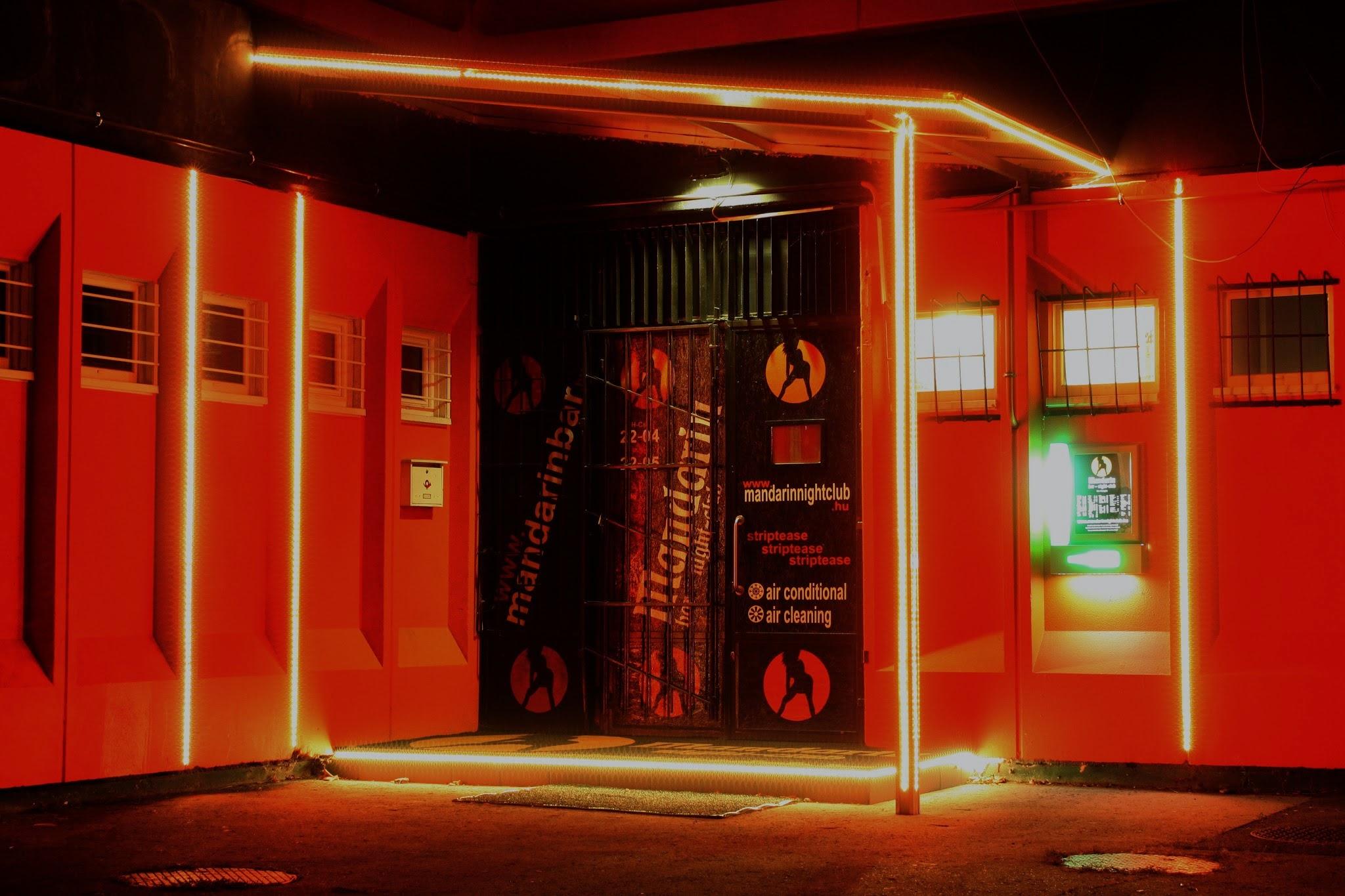 Mandarin Nightclub and Bar Streaptease